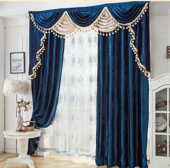 rèm nữ hoàng vải đẹp cho căn hộ