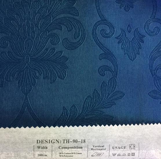 Rèm vải đẹp phong cách cổ điển
